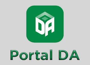 Portal DA баннер